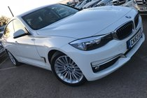 BMW 3 SERIES 318d Luxury GT