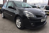 Renault Clio 1.2 16V DYNAMIQUE, 1 FORMER KEEPER, LOW MILEAGE, 1 YEARS MOT
