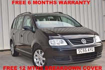 Volkswagen Touran 1.9 TDI PD SE 7 SEATS 105PS