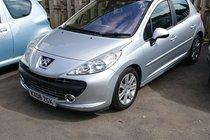 Peugeot 207 SPORT (110BHP)