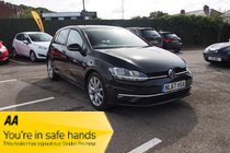Volkswagen Golf GT TDI BLUEMOTION TECHNOLOGY DSG FSH ! SATNAV/MEDIA PHONE ! £61 PW & NO DEPOSIT !