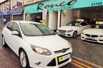 Ford Focus ZETEC TDCI STUNNING, 20 pound PER YEAR ROAD TAX!!