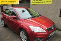Ford Focus STYLE - 12 MONTHS MOT, SERVICED, WARRANTY AND AA COVER