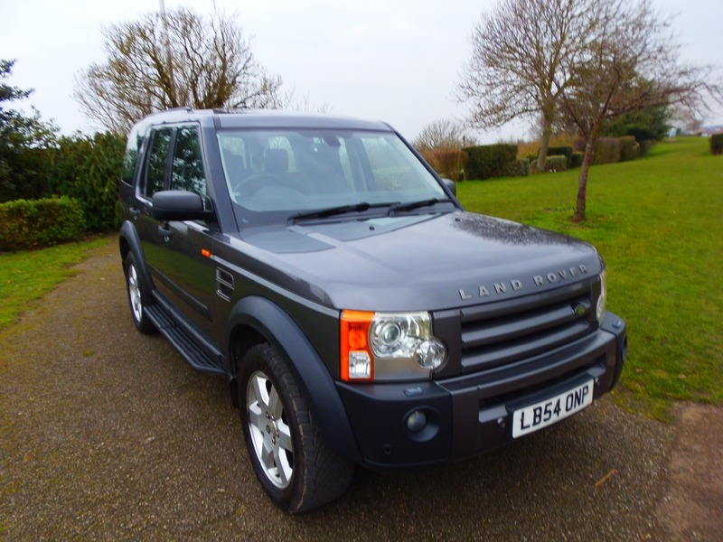 Land Rover Discovery 2 7 Tdv6 Hse 7 Seat Leigh Car