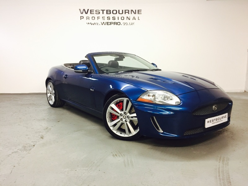 jaguar xkr 5 0 xkr supercharged convertible auto. Black Bedroom Furniture Sets. Home Design Ideas