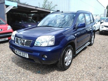 Nissan X-Trail 2.2 dCi SVE 5dr*HPI CLEAR*RECENT SERVICE*ONE OWNER FROM NEW*2 KEYS*26/06/2018*FREE 6 MONTHS WARRANTY