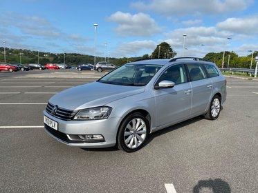 Volkswagen Passat HIGHLINE TDI BLUEMOTION TECHNOLOGY