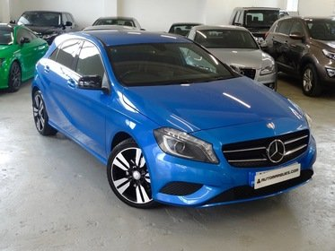 Mercedes A Class 2.1 A 200 CDI SPORT