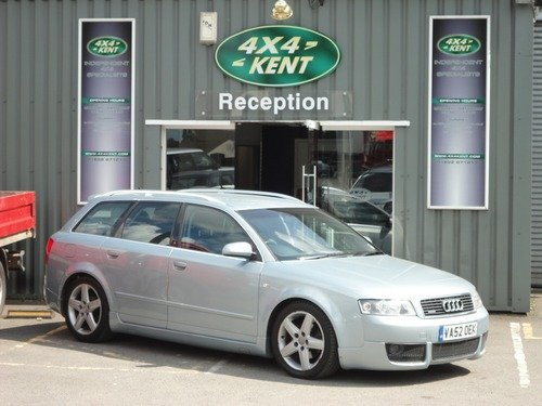 Audi A4 Avant 1.9TDI 130 BHP QUATTRO  6 SPEED 4X4 S4 BODY KIT & SPORT SEATS