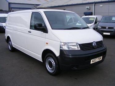 Volkswagen Transporter T32 LWB PBV 102TDI E4