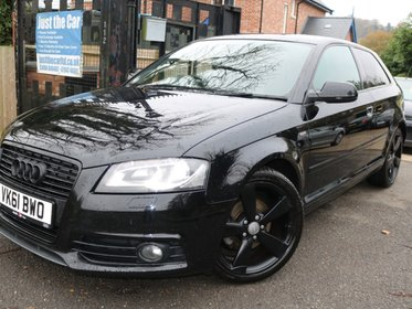 Audi A3 TDI S LINE SPECIAL EDITION
