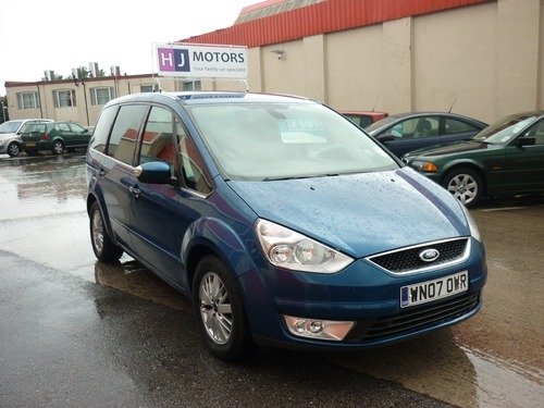 Ford Galaxy 2.0TDCI GHIA 140PS