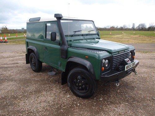 Land Rover Defender 90, BLUETOOTH, REVERSING CAMERA