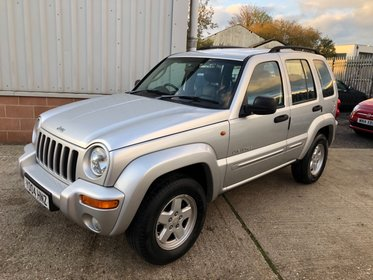 Jeep Cherokee CRD LIMITED