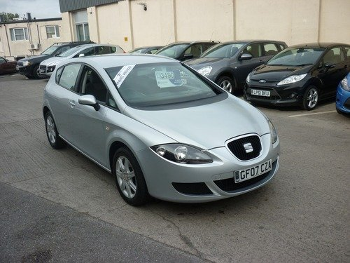 SEAT Leon 1.6 REFERENCE 5dr  Finance Available