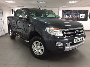 Ford Ranger 3.2TDCI 4X4 DOUBLE CAB LIMITED 200PS Leather, Heated Fron Seats & Much More