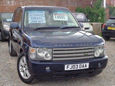 Land Rover Range Rover 3.0 TD6 SE