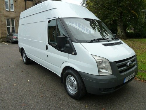 Ford Transit T350 High Roof 115ps NO VAT