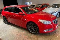 Vauxhall Insignia SRI NAV VX-LINE RED CDTI ECOFLEX S/S
