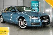 Audi A5 TDI QUATTRO SPORT