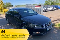Volkswagen Passat S TDI BLUEMOTION TECHNOLOGY DSG