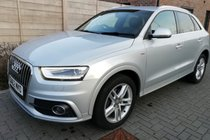 Audi Q3 TDI QUATTRO S LINE AUTO LEATHER