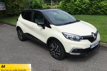 Renault Captur ICONIC TCE FULL HISTORY BLUETOOTH SAT NAV AIR CON