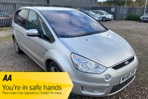 Ford S-Max TITANIUM TDCI - The Ford S-Max is possibly the best seven-seat people carrier you can buy!!