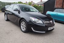 Vauxhall Insignia DESIGN CDTI ECOFLEX S/S FACELIFT MODEL ! FULL SERVICE HISTORY ! £0 TAX ! DAB ! 99% FINANCE APPROVAL !