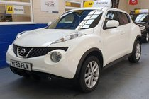 Nissan Juke ACENTA PREMIUM *APPLY FOR FINANCE ON OUR WEBSITE*