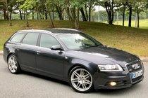 Audi A6 3.0 TDI QUATTRO S LINE LE MANS AUTOMATIC