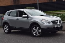 Nissan Qashqai TEKNA 1.5 DCI Diesel - Superb condition - Full Service History - Keyless Entry - Leather - Panoramic Roof - £700 Off