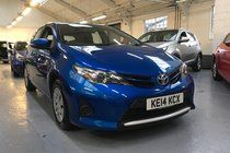 Toyota Auris D-4D ACTIVE ONE OWNER ONLY 31150 MILES!!