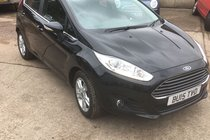 Ford Fiesta Zetec 1.0T EcoBoost 100PS Start/Stop