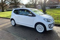 Volkswagen Up UP WHITE