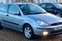Ford Focus SILVER