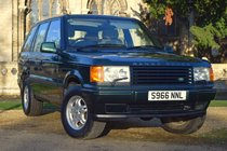 Land Rover Range Rover 2.5 DSE 78 k low Warranted smiles 3 Formers Owners