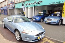 Jaguar XK COUPE 4.2 V8 AUTO, 2007, ONE FORMER KEEPER, ONLY 52,000 MILES