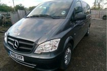 Mercedes Vito 116 CDI BLUEEFFICIENCY DUALINER AUTO