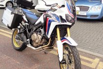 Honda CRF CRF 1000 AFRICA TWIN, ONLY 658 MILES AS NEW