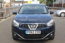 Nissan Qashqai N-TEC PLUS