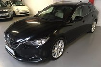 Mazda 6 2.2 TOURER SPORT NAV 175PS