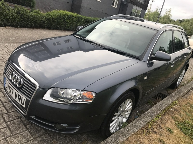 audi a4 avant 2 0 tdi se avant 140ps low mileage cars mk. Black Bedroom Furniture Sets. Home Design Ideas