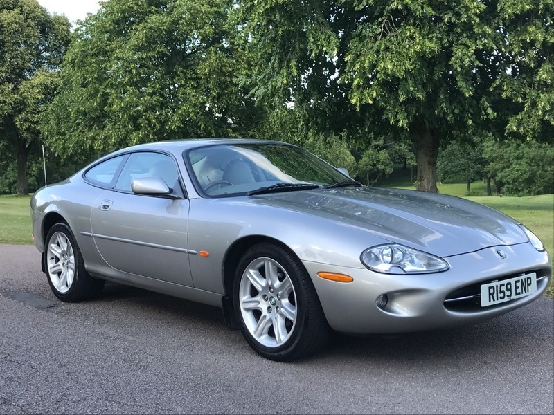 Jaguar XK