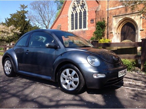 Volkswagen Beetle 8V THIS BEETLE HAS BEEN LOVED ! ONLY 74000 MILES
