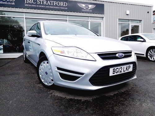 Ford Mondeo 1.6 TDCi ECO Edge 5dr (start/stop)  (1 Owner) LOW RATE FINANCE AT 6.9% APR Representative