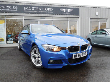 BMW 3 SERIES 2.0 328i M SPORT LOW RATE FINANCE AT 6.9% APR Representative