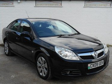 Vauxhall Vectra 1.9 CDTi 16v Exclusiv 5dr 1 OWNER , FULL HISTORY