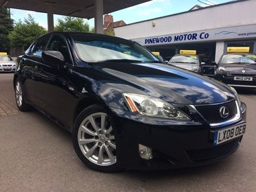 Lexus IS 250 2.5I V6 SE