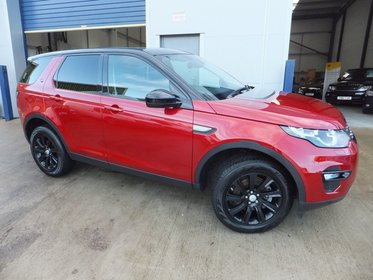Land Rover Discovery SE TD4 180PS Auto 4WD